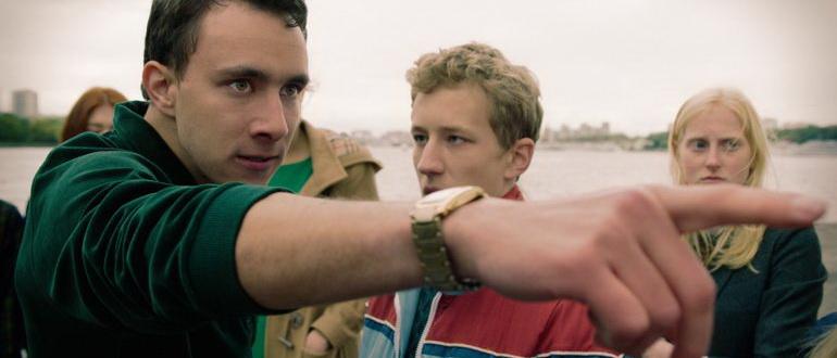 кадр из фильма Хороший мальчик (2016)