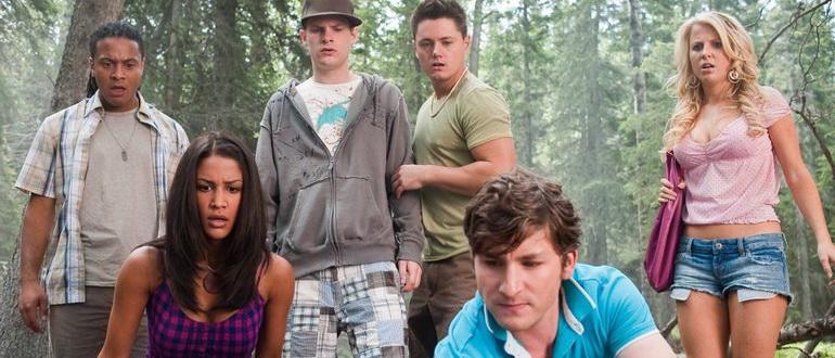 кадр из фильма Убойные каникулы (2010)