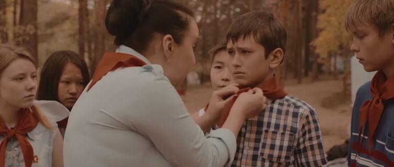 кадр из фильма Байкальские каникулы (2016)