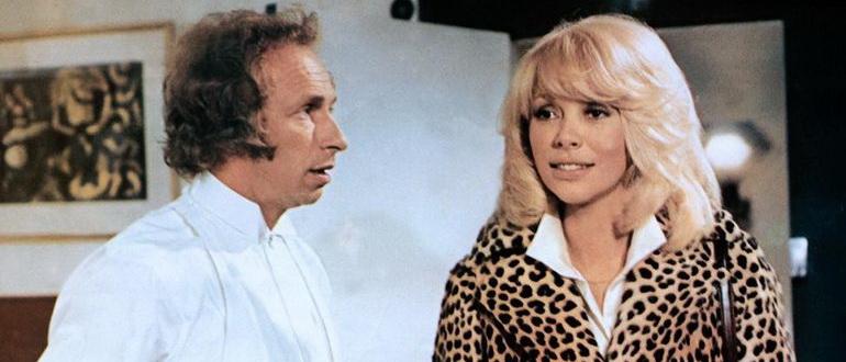 кадр из фильма Высокий блондин в черном ботинке (1972)