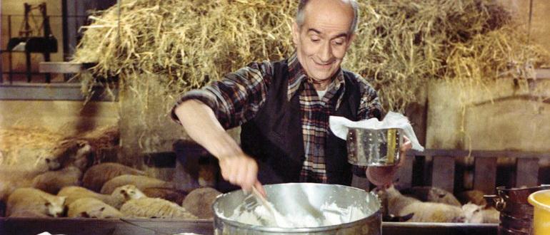 персонажи из фильма Склока (1978)