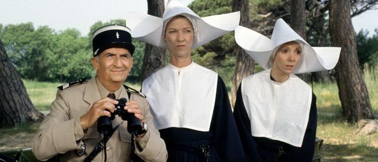 Жандарм и жандарметки (1982)
