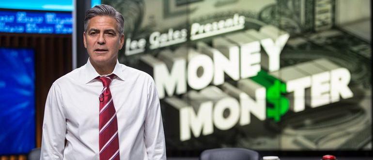триллер Финансовый монстр (2016)