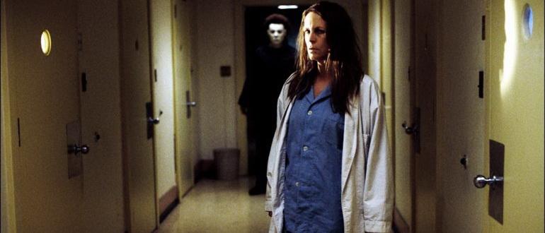 героиня из фильма Хэллоуин: Воскрешение (2002)