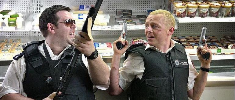 кадр из фильма Типа крутые легавые (2007)