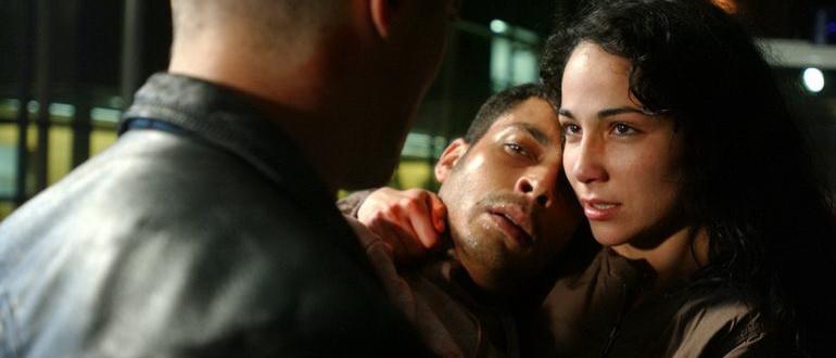 кадр из фильма Граница (2008)