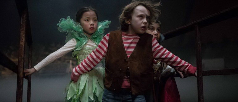 ужасы Врата тьмы (2015)