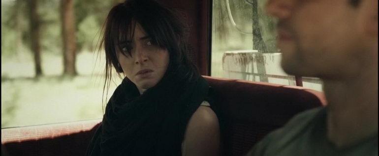 персонаж из фильма Оставленные (2018)