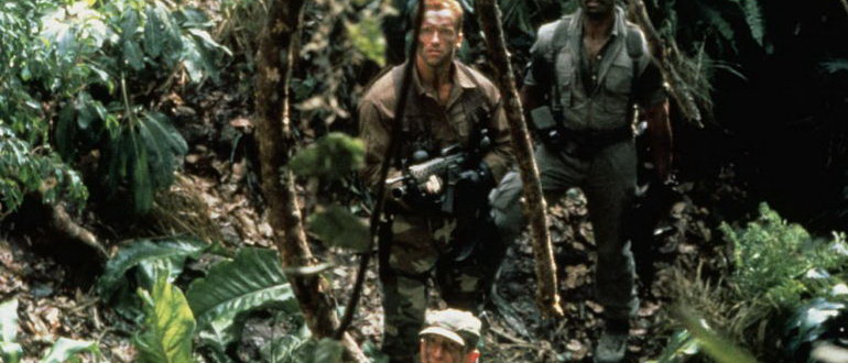фильмы про джунгли с неизвестными тварями ужасы фантастика триллеры