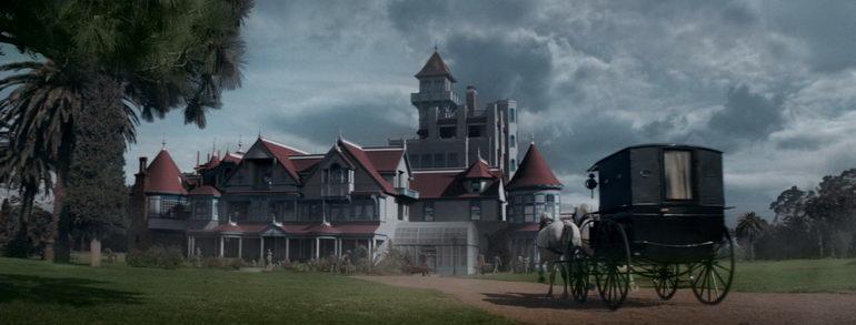 мистика Винчестер. Дом, который построили призраки (2018)