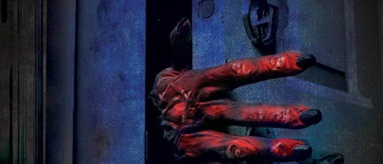 постер к фильму Черная комната (2016)