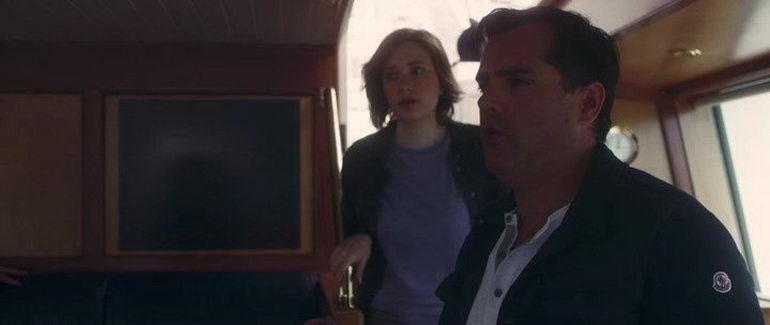 персонажи из фильма Девятый пассажир (2018)