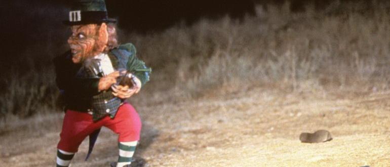 кадр из фильма Лепрекон (1993)