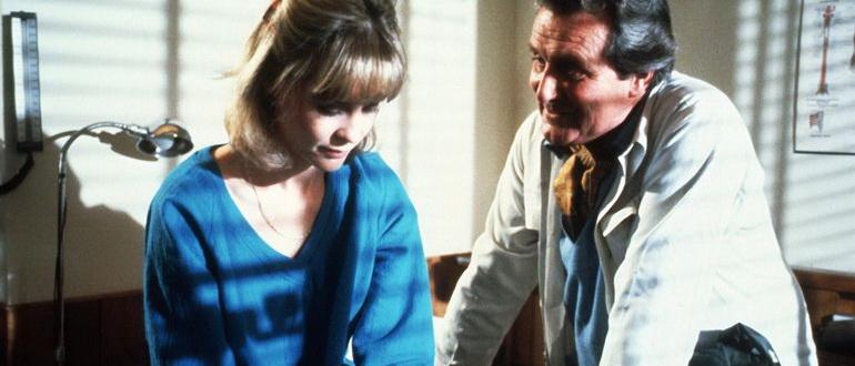 кадр из фильма Вой (1981)