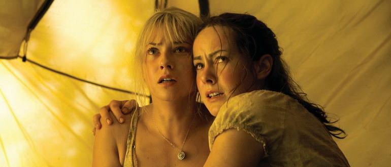 кадр из фильма Руины (2008)