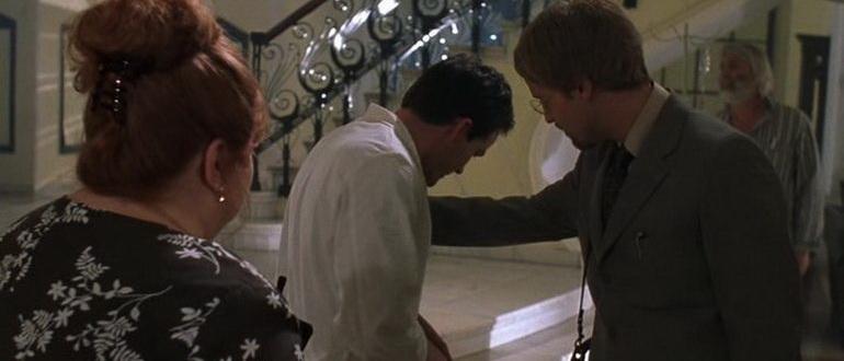 кадр из фильма Семь дней до смерти (2000)