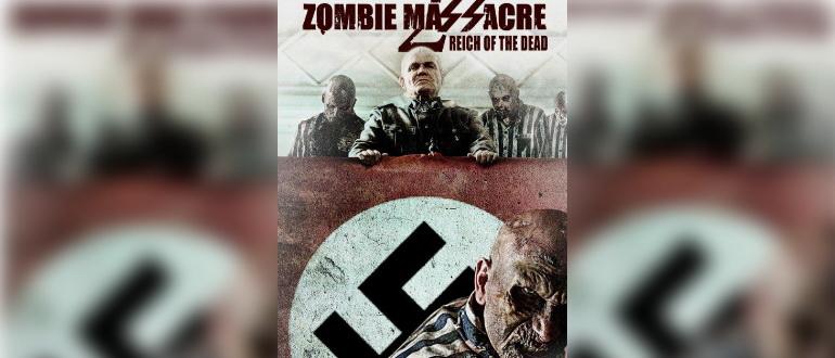 кадр из фильма Резня зомби 2: Рейх мертвых (2015)