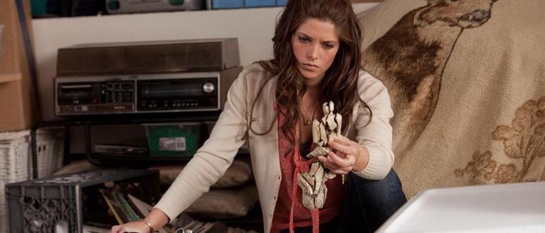 персонаж из фильма Явление (2012)