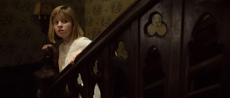 триллер Проклятие Аннабель: Зарождение зла (2017)