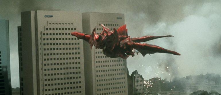 фильм Годзилла против разрушителя (1995)