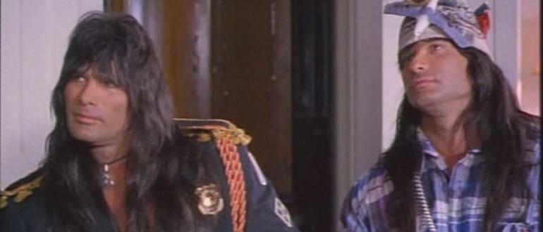 кадр из фильма Няньки (1995)