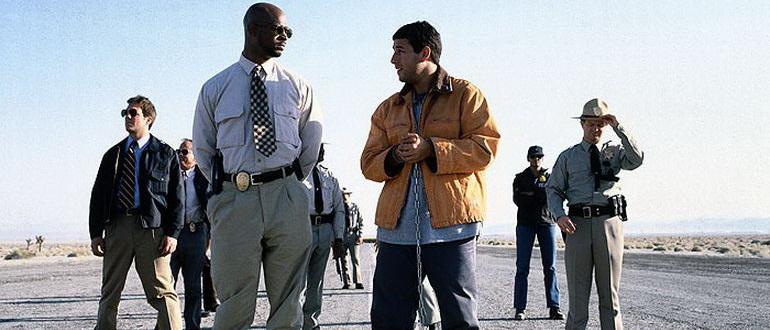 персонаж из фильма Пуленепробиваемый (1996)