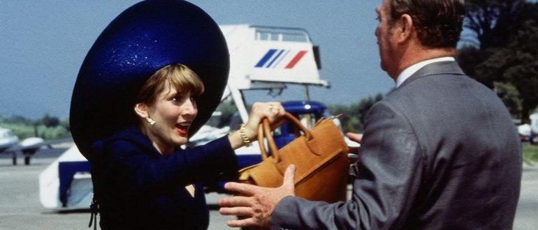 кадр из фильма Отпетые мошенники (1988)