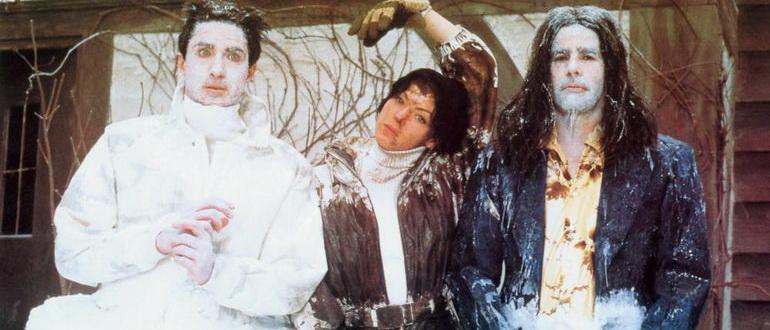 комедия Один дома 3 (1997)