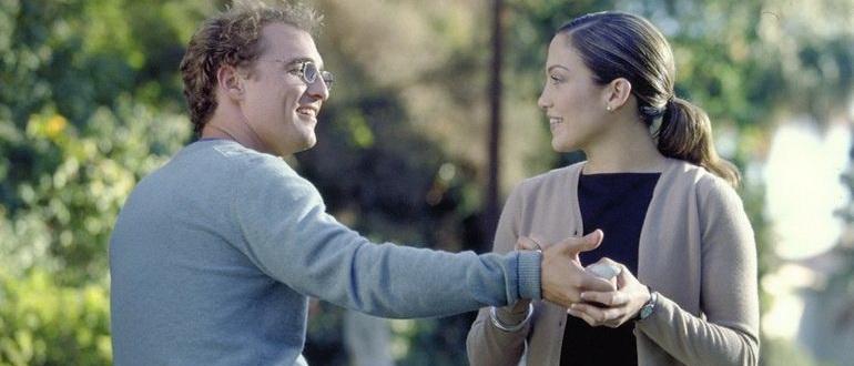 комедия Свадебный переполох (2001)