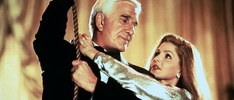 персонажи из фильма Голый пистолет 33 1/3: Последний выпад (1994)
