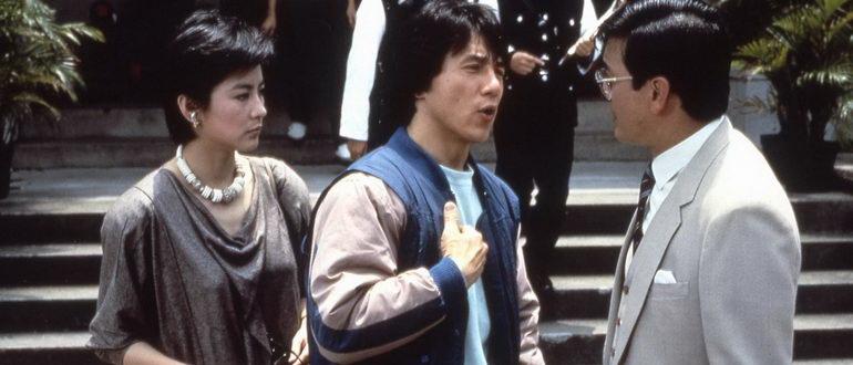 персонажи из фильма Полицейская история (1985)