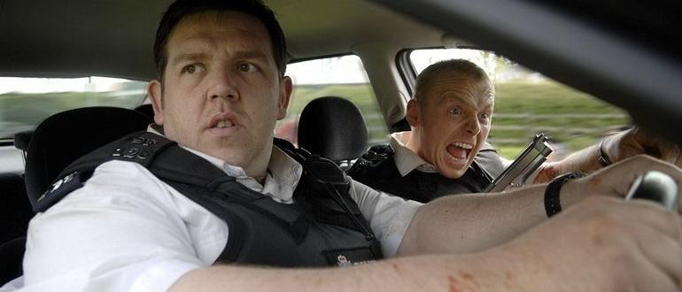 герои из фильма Типа крутые легавые (2007)