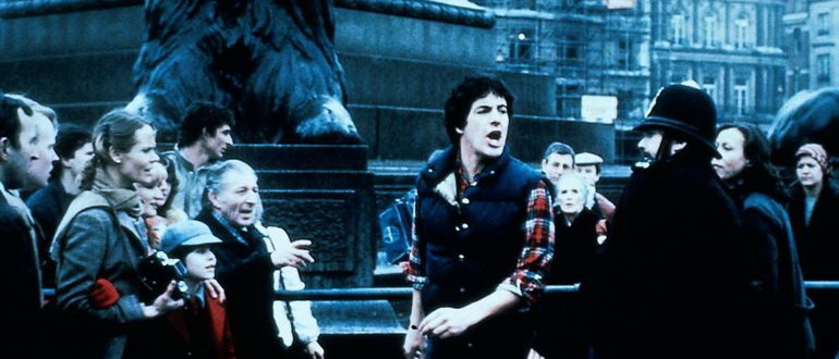 Американский оборотень в Лондоне (1981)