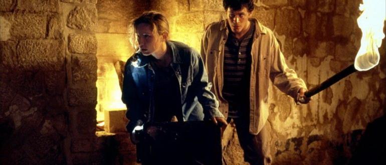 кадр из фильма Американский оборотень в Париже (1997)