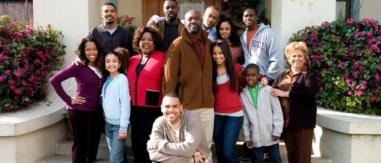 кадр из фильма Рождество (2007)