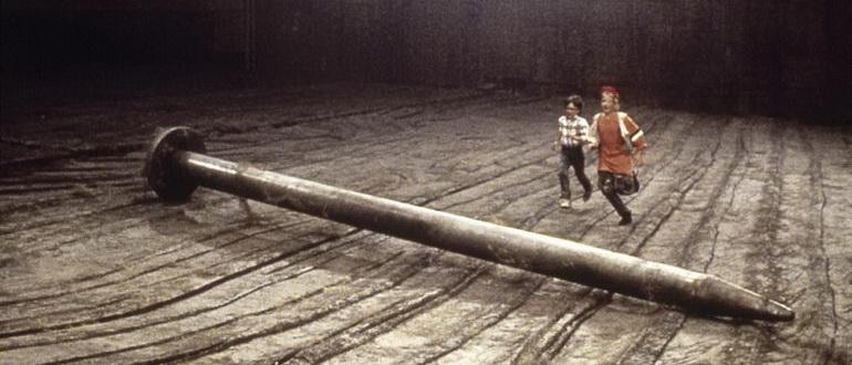 фильм Дорогая, я уменьшил детей (1989)