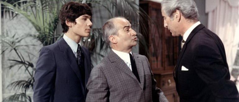 комедия Большие каникулы (1968)
