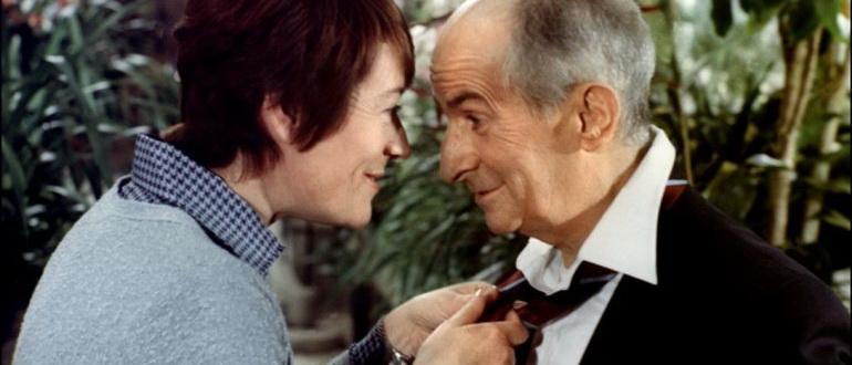 сцена из фильма Склока (1978)