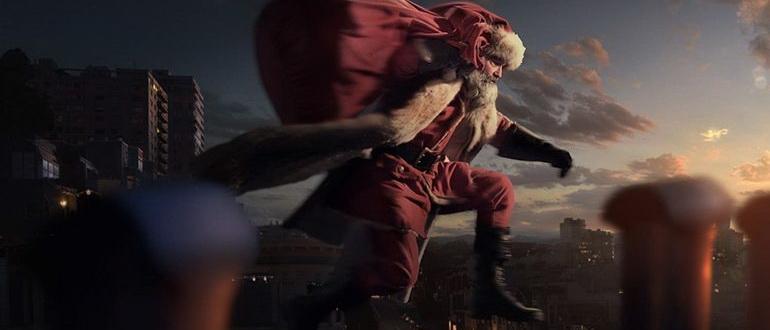 рождественские фильмы нетфликс