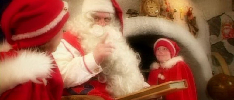 фильм Секреты Санта Клауса (2006)