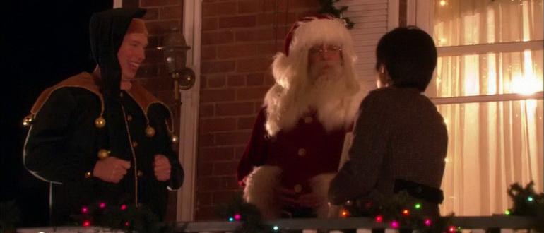 кадр из фильма Отменить Рождество (2010)