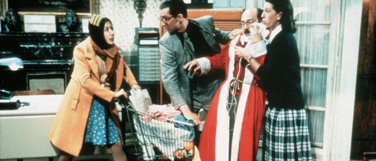 Дед Мороз - отморозок (1982)