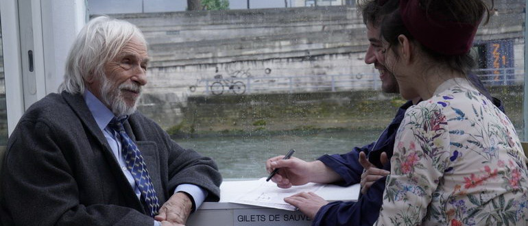 фильм Мистер Штайн идет в онлайн (2017)