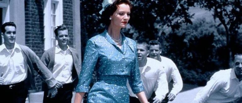 кадр из фильма Плезантвиль (1998)