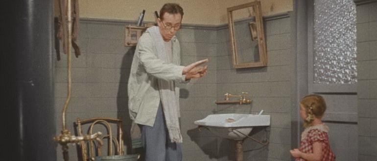 фильм Подкидыш (1939)