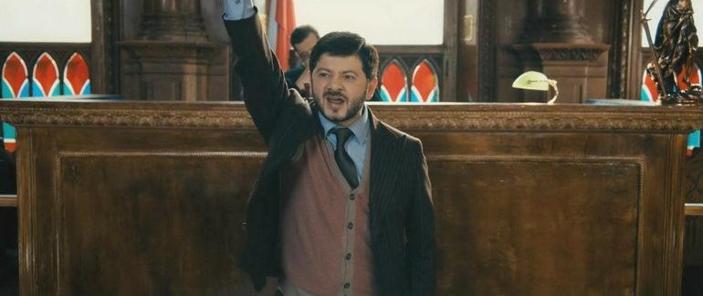 комедия Беременный (2011)
