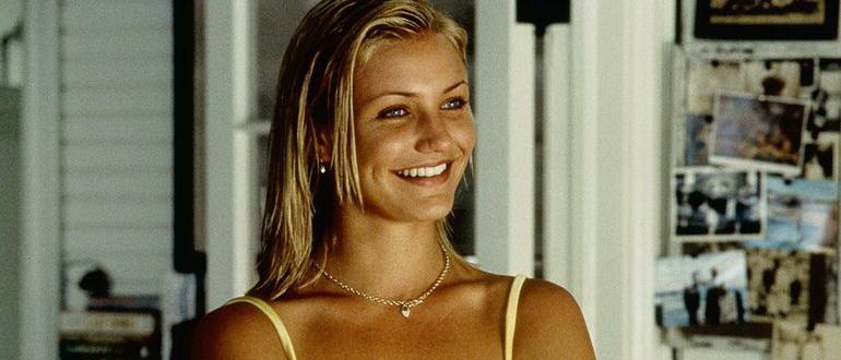 сцена из фильма Как удержаться на плаву (1996)