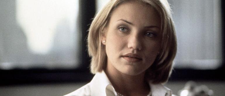 сцена из фильма Только она единственная (1996)