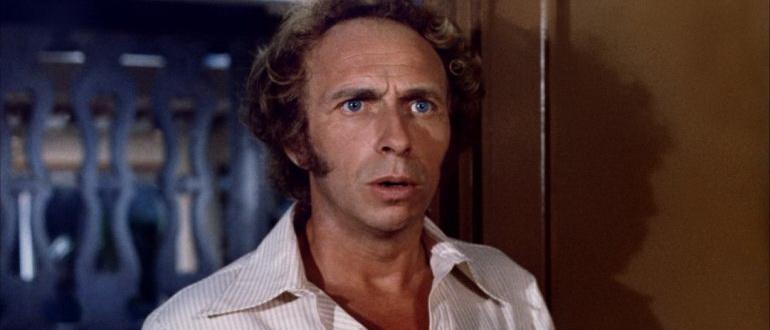 комедия Возвращение высокого блондина (1974)