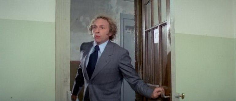 комедия Он начинает сердиться, или горчица бьет в нос (1974)